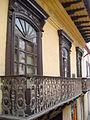 Casa típica de Cuenca do século XIX.JPG