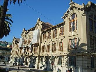 Valparaíso Region - Pontifical Catholic University of Valparaíso
