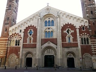 Casale Monferrato Cathedral Roman Catholic church in Casale Monferrato, Italy