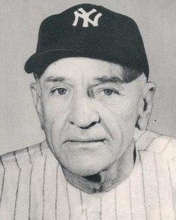 Casey Stengel - New York Yankees - 1957