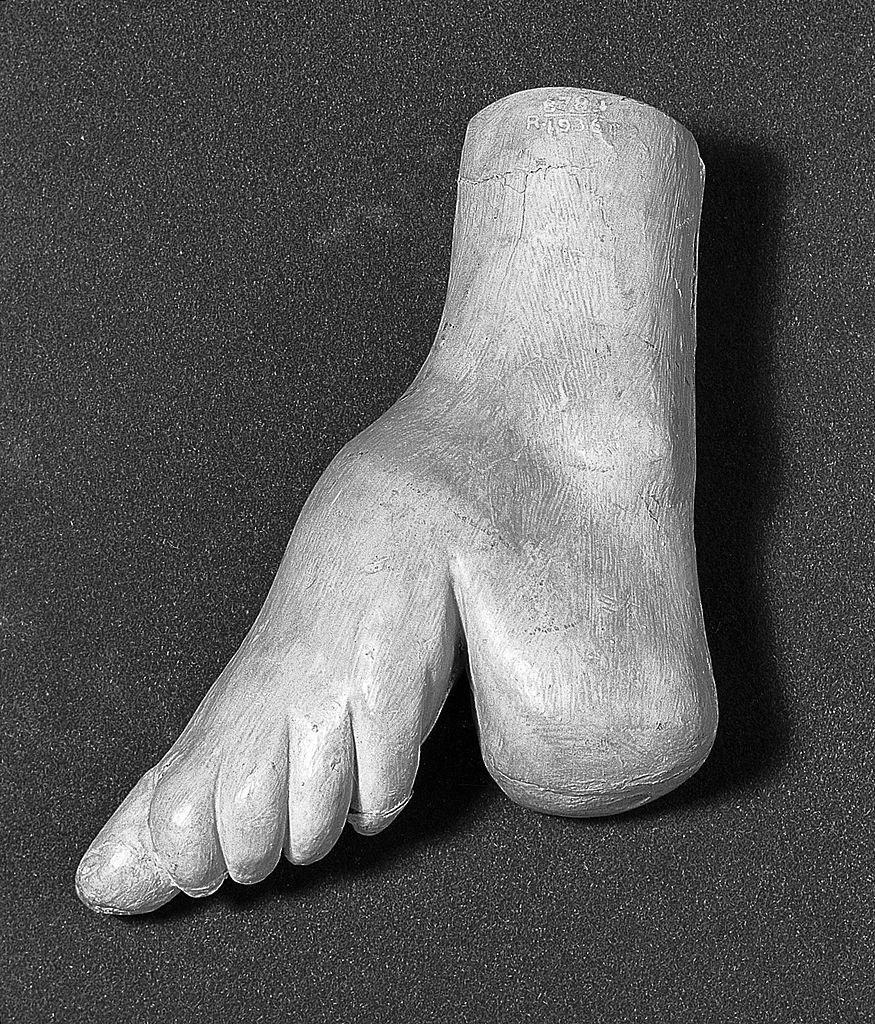 Feet Shoes Size Measurement