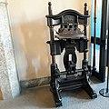 Castello Sforzesco - Torchio Tipografico foto 1.jpg