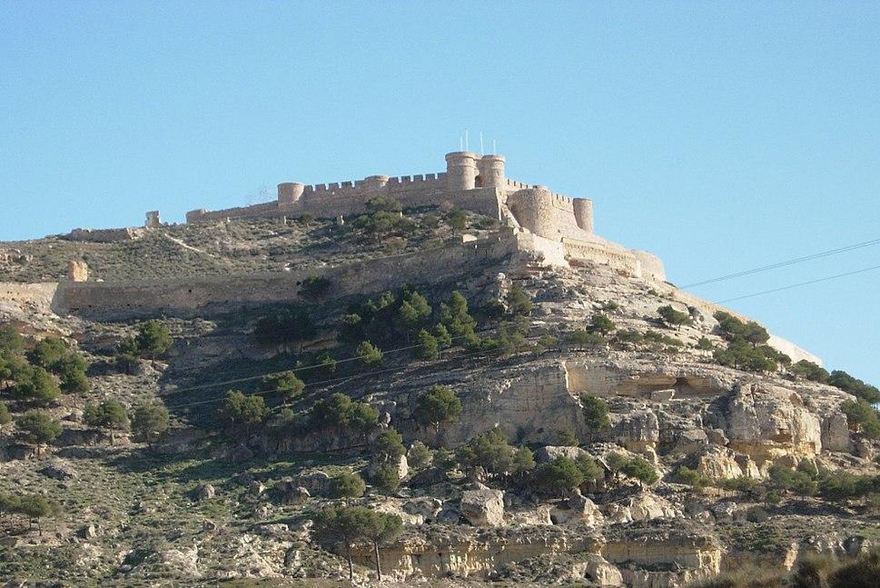 Castillo Chinchilla