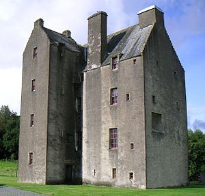 Glenluce - The Castle of Park