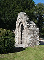 Castledermot Church of Saint James Romanesque Portal S 2013 09 06.jpg