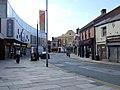 Castleford - Carlton Street, looking westwards - geograph.org.uk - 518779.jpg