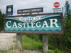 Castlegar- welcome sign.JPG