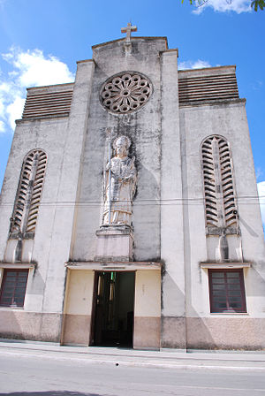 Ciego de Ávila - St. Eugene (San Eugenio) Cathedral