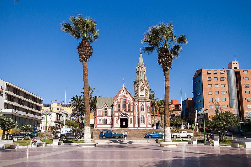 Principais cidades turísticas do Chile