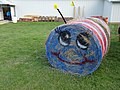 Caterpillar made of Hay - panoramio.jpg