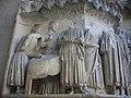 Cathédrale ND de Reims - portail du Jugement Dernier (18).JPG