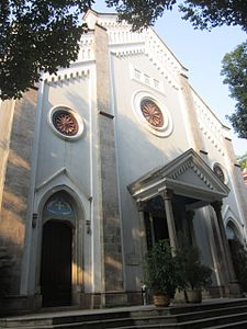 Cathedral of the Immaculate Conception (Changsha)7.JPG
