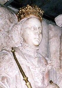 Catherine of Sweden (1531) effigy 2007 crop.jpg