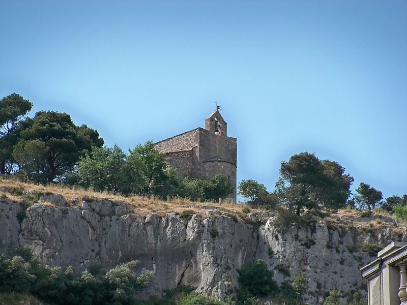 Ermitage Saint-Jacques de Cavaillon (Classé)