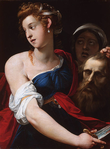 File:Cavalier d'Arpino - Judith with the Head of Holofernes - WGA04699.jpg