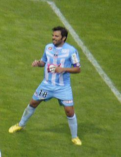 Johan Cavalli French professional footballer