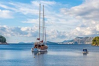 Cavtat - Cavtat harbor