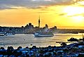 Celebrity Solstice at Sun Set. (15598976963).jpg