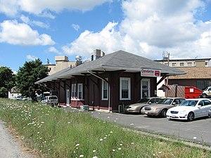 Center Depot - Center Depot on Water Street