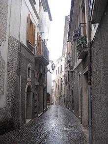 bagnoli irpino wikipedia