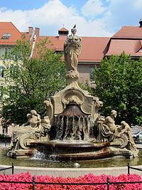 Ceres-Brunnen Opole Oppeln1.JPG