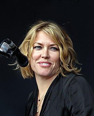 Cerys Matthews - Matthews in 2008