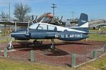 Cessna U-3A Blue Canoe '75849' (29548229366).jpg