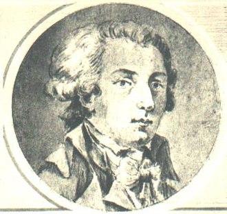 Musée Lambinet - Image: Chénier, Marie Joseph