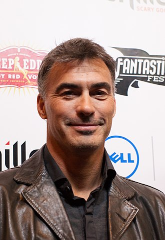 Chad Stahelski - Stahelski at the John Wick red carpet premiere in Austin, Texas, September 19, 2014
