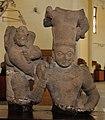 Chakravyuha Sankarshan Vasudeva - Balarama Krishna Pradumn Samb Anirudha - Circa 2nd Century CE - Sapta Samudri Koop Museum - ACCN 14-392-395 - Government Museum - Mathura 2013-02-23 5632.JPG