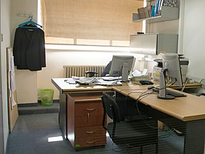 Office - A typical modern office