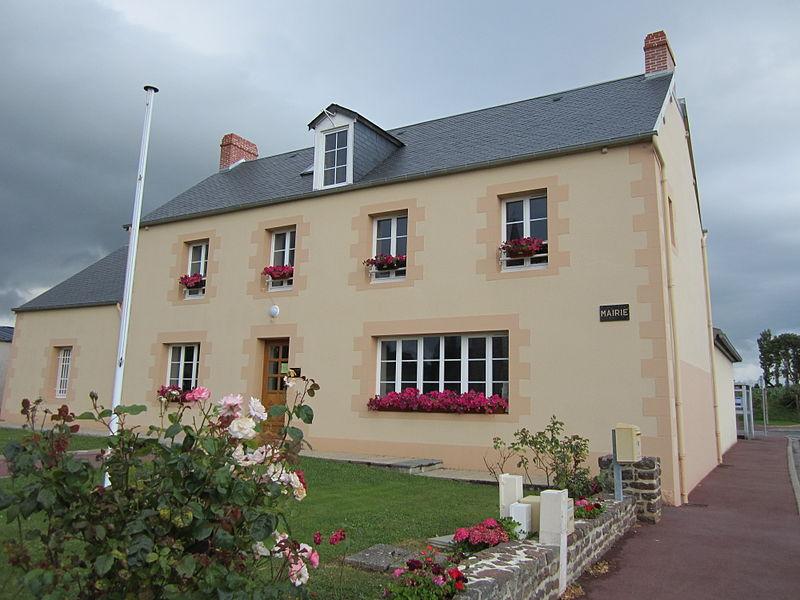 Mairie de fr:Chanteloup (Manche)