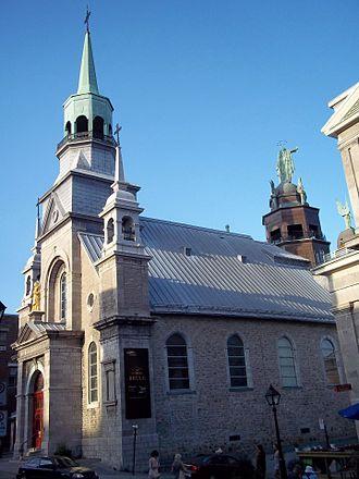 Notre-Dame-de-Bon-Secours Chapel - Image: Chapelle Notre Dame de Bon Secours 02