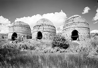 National Register of Historic Places listings in Lemhi County, Idaho - Image: Charcoal Kilns near Leadore