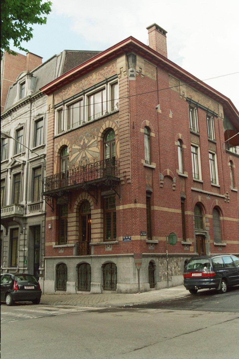 Charleroi-Maison dorée