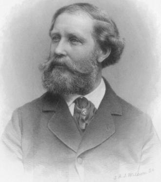 Charles Callahan Perkins - Portrait of Charles C. Perkins, 19th century