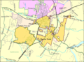 Charles Town WV 2000 Census reference map.png
