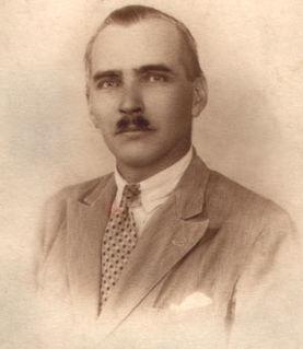 Charles McCann British naturalist