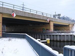 Liste der Brücken in Berlin/E - Wikiwand