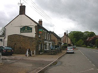 Charwelton - The Fox and Hounds in 2006