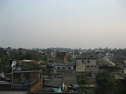 Bokaro Steel City – Veduta