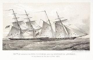 <i>Chasseur</i> (1812 clipper)