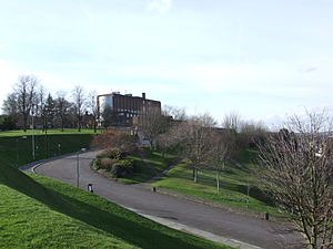 Fort Pitt, Kent - Fort Pitt in 2008
