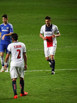 Chelsea FC v Paris Saint-Germain, 8 April 2014 (52).jpg