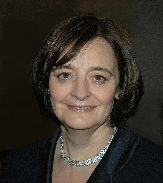 Datei:Cherie Blair Allan Warren.JPG