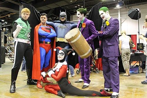 Kids Comiccon Costume Party