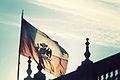 Chile Bandera Presidencial en La Moneda.jpg