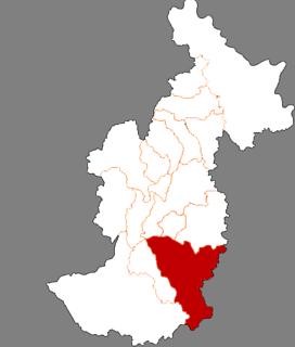 Nancha County County in Heilongjiang, Peoples Republic of China