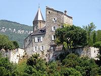 Chindrieux Château de Châtillon 1.JPG