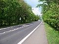 Chlumec (UL), silnice č. 13, u Ústecké.jpg
